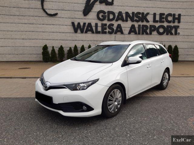 Autoverleih Toyota Auris | Autovermietung Danzig |