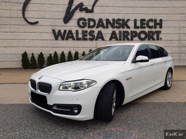 Autoverleih BMW 518d STW | Autovermietung Danzig |