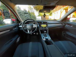 Autoverleih Honda Civic | Autovermietung Danzig |     - zdjęcie nr 4