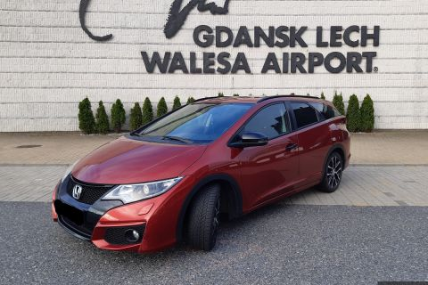 Honda Civic STW + Automatic + GPS