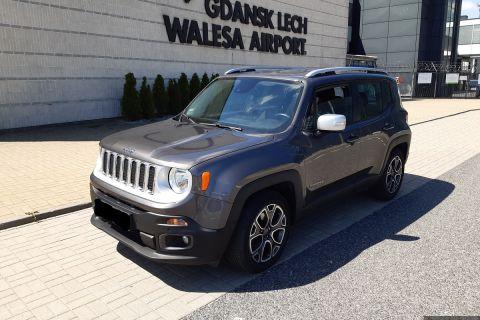Jeep Renegade + GPS