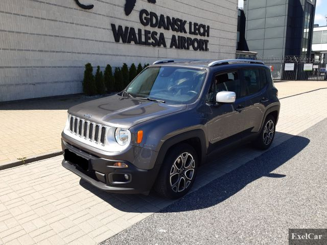Autoverleih Jeep Renegade | Autovermietung Danzig |