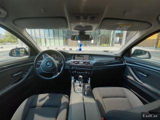Autoverleih BMW 518d STW | Autovermietung Danzig |     - zdjęcie nr 4