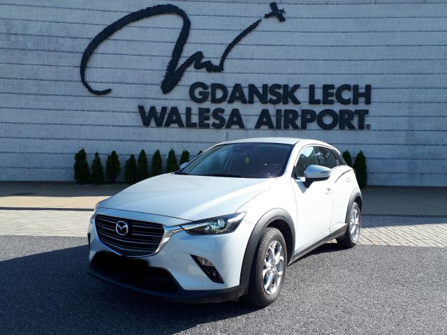 Autoverleih Mazda CX-3 | Autovermietung Danzig |