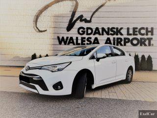 Autoverleih Toyota Avensis | Autovermietung Danzig |     - zdjęcie nr 1