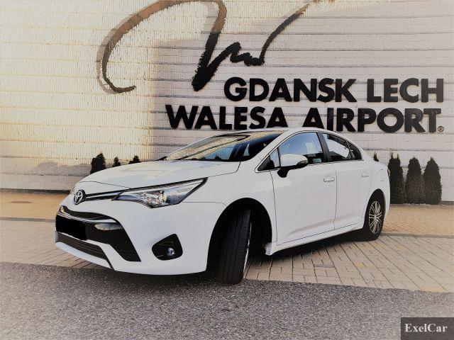 Autoverleih Toyota Avensis | Autovermietung Danzig |