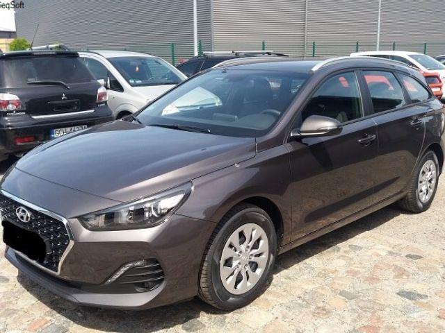 Autoverleih Hyundai i30 STW | Autovermietung Danzig |
