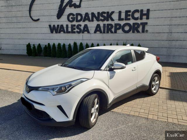 Autoverleih Toyota CH-R | Autovermietung Danzig |