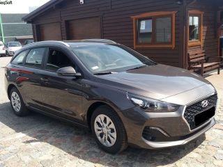 Autoverleih Hyundai i30 STW | Autovermietung Danzig |     - zdjęcie nr 3