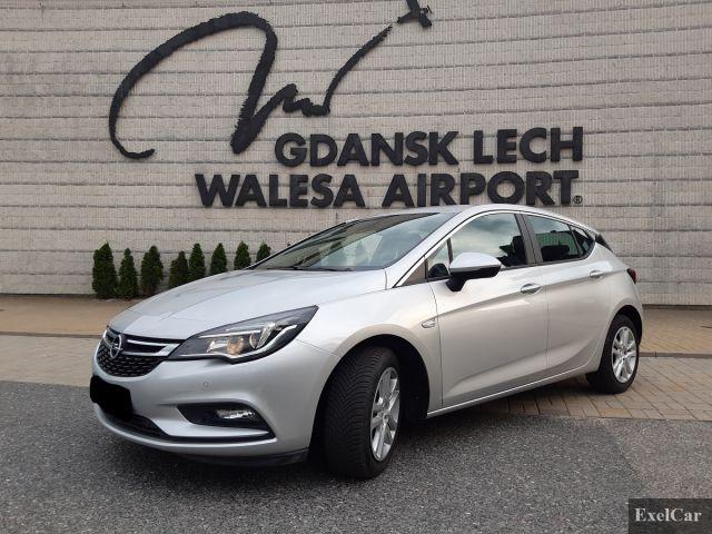 Autoverleih Opel Astra | Autovermietung Danzig |