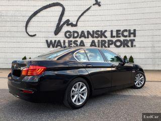 Autoverleih BMW 520d | Autovermietung Danzig |     - zdjęcie nr 3