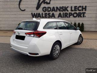 Autoverleih Toyota Auris | Autovermietung Danzig | - zdjęcie nr 3