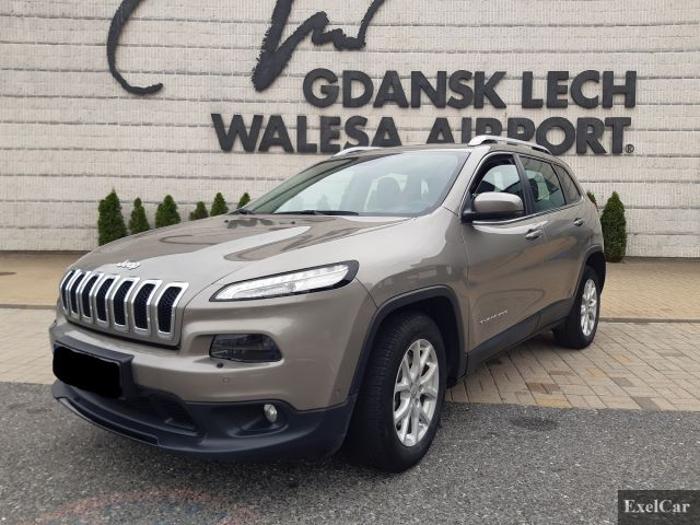 Autoverleih Jeep Cherokee | Autovermietung Danzig |